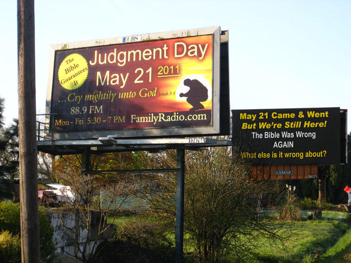 may 21st judgement day wiki. wallpaper May 21, 2011 Is